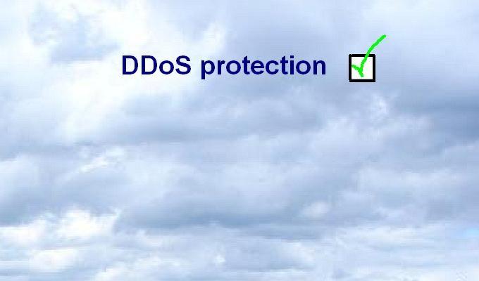 облачная защита от DDoS