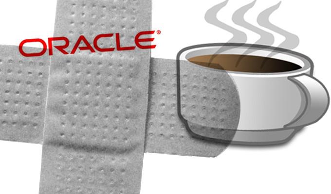 патчи от Oracle для Java