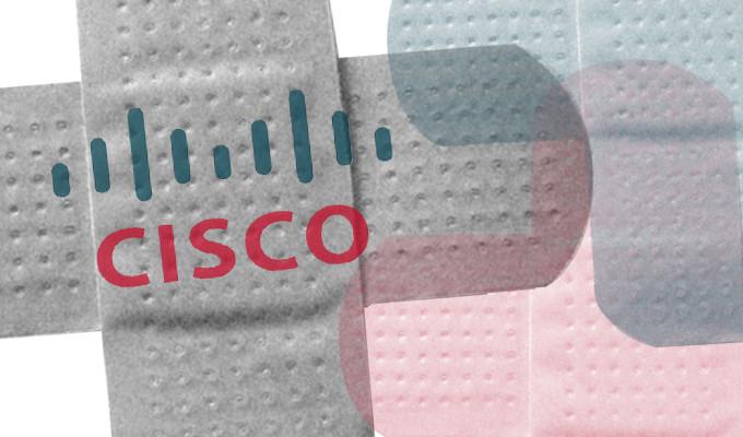 Cisco патчит XXE, DoS, RCE