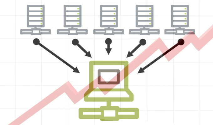 DDoS с плечом
