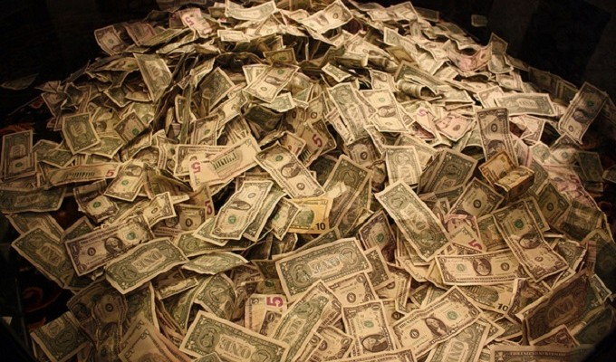 деньги - ущерб от мошенничества