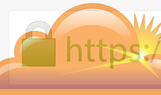 CloudFlare шифрование