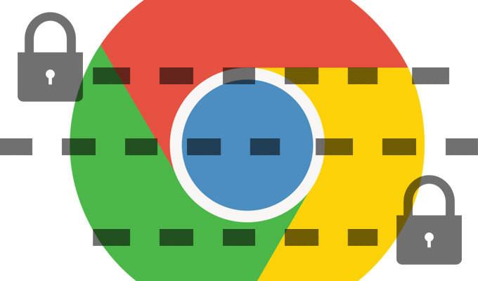 Chrome шифрование