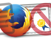 Firefox - список отозванных сертификатов