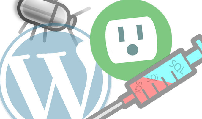 WordPress plugin bug
