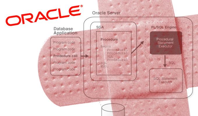 патчи от Oracle