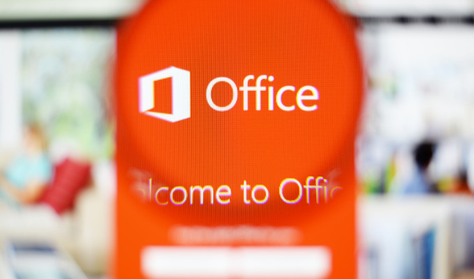 office_orange sign