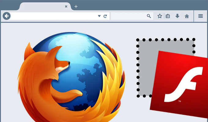 Mozilla отключила Flash в Firefox