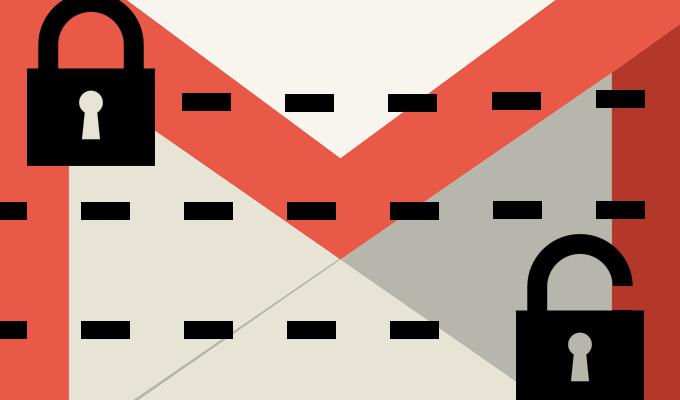 Gmail криптозащита