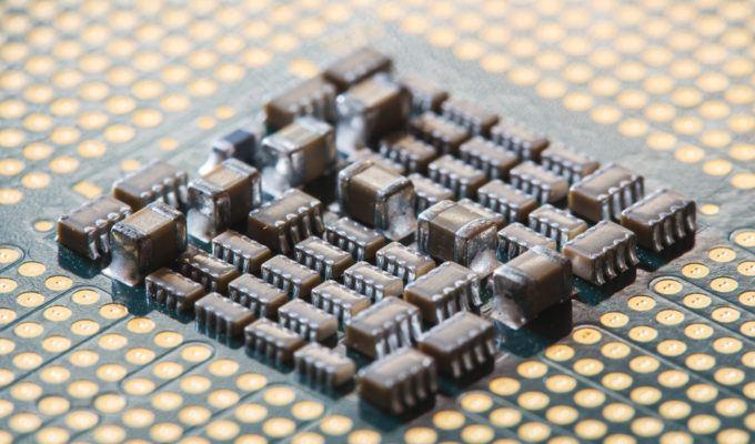 Intel - чипы