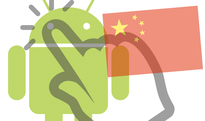 Android adware Китай