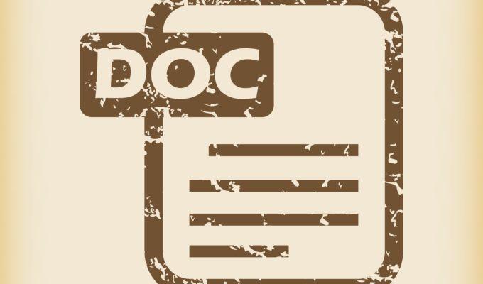 документ Microsoft Office