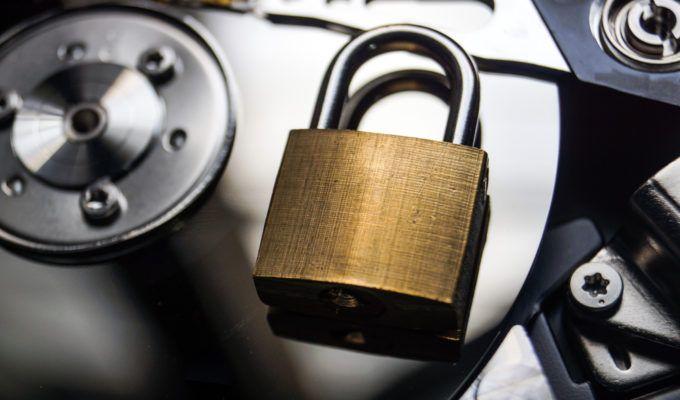 защита данных - шифрование