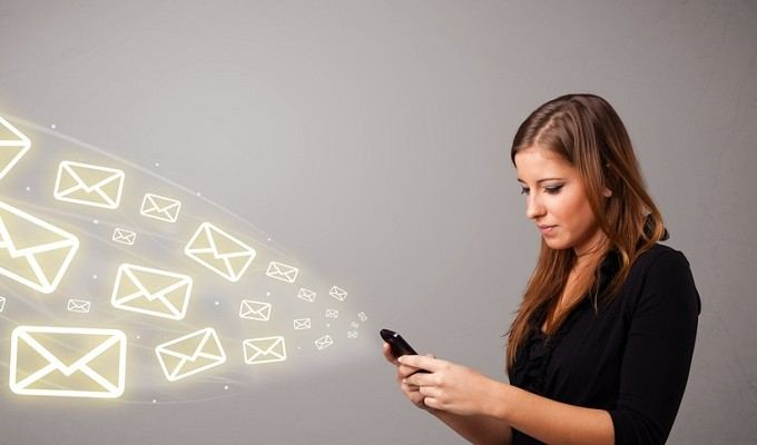 mobile email kids