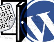 WordPress backdoor