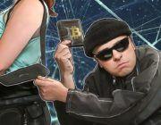 Bitcoin steal
