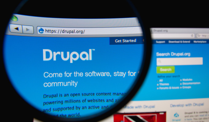 Drupal exploit