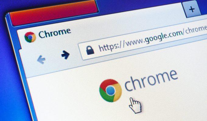 Chrome-Browser-Google