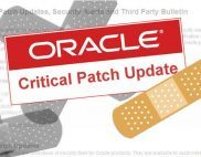 Oracle-critical-patch-update