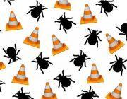 VLC-bug
