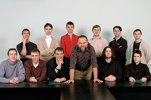 Kaspersky Lab Analyst Summit Photo