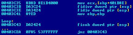 FPU Decryptor