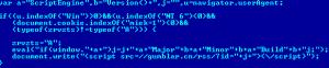 Decoded Gumblar script