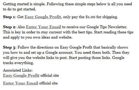 This site is using classic social engineering methods to make the scheme...