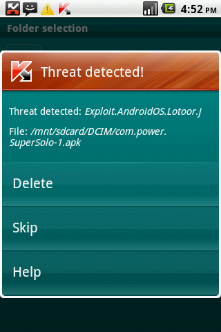 Malware in the Android Market   Securelist