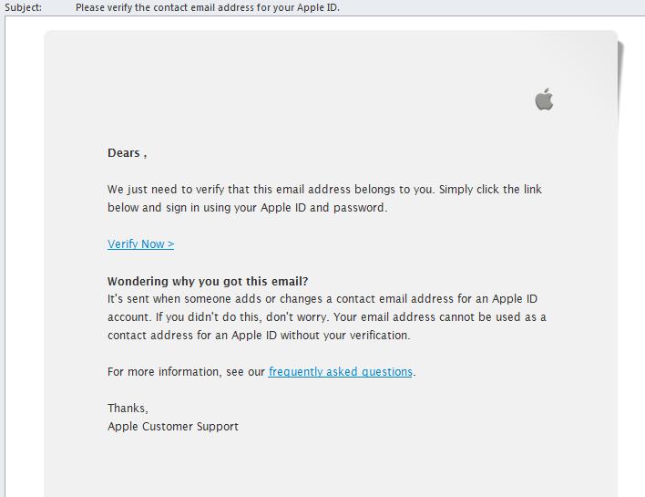 Apple of discord | Securelist