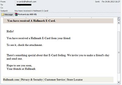 American Greeting Card Company Hallmark Q2 2013spam06s1