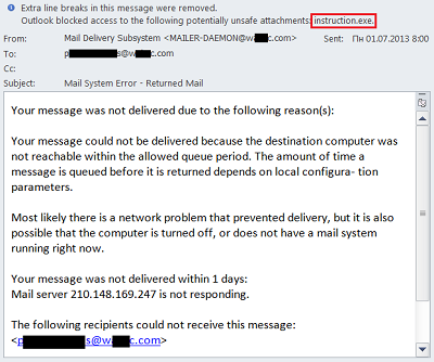 Spam in Q2 2013 | Securelist