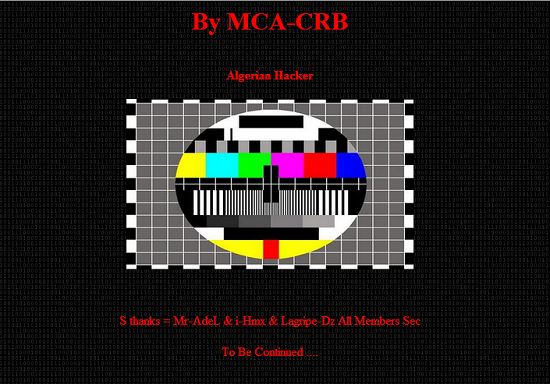 MCA-CRB