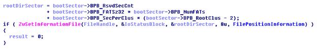 Bootsector_FAIL