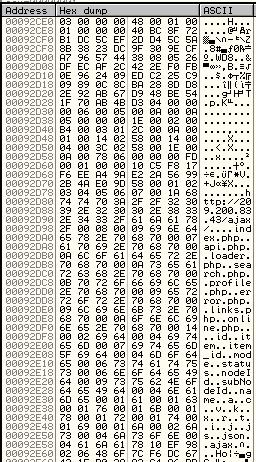 DecryptedBlob