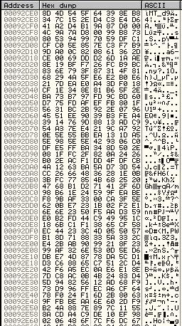 cryptedBlob