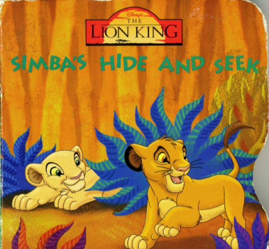 Simda's Hide and Seek: Grown-up Games