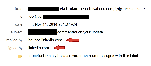 Kaspersky researchers warns Linkedin from potential spear phishing