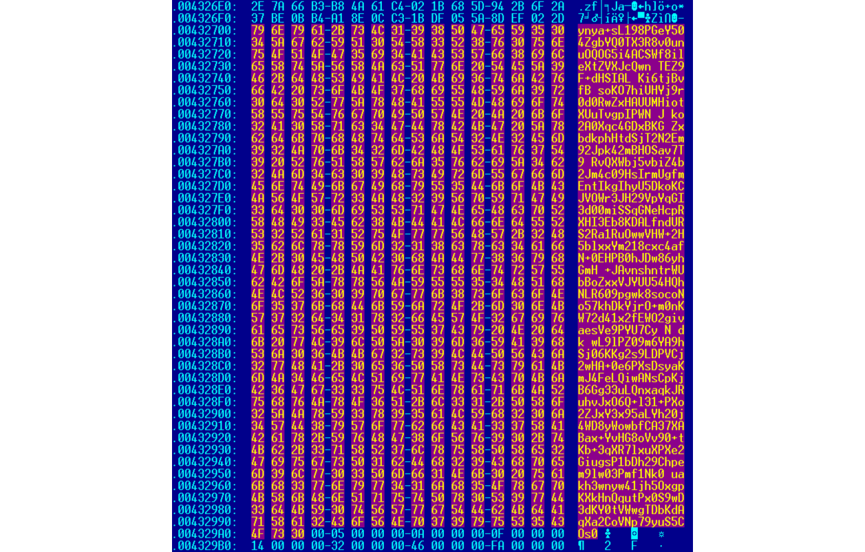 New activity of The Blue Termite APT