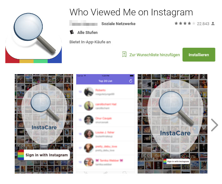 Do you want to know who viewed your Instagram account? How about your password?
