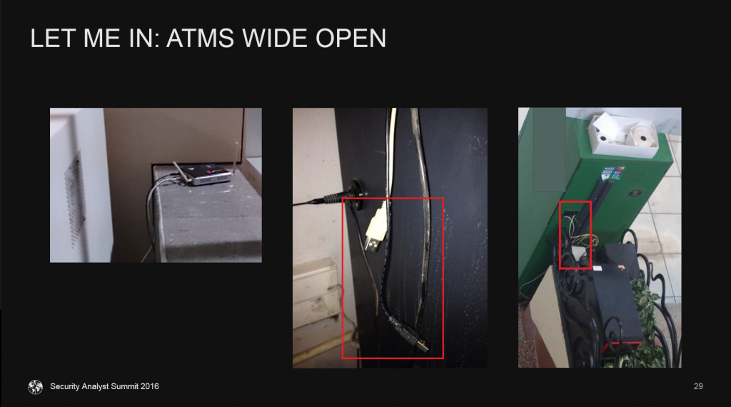 Malware and non-malware ways for ATM jackpotting. Extended cut