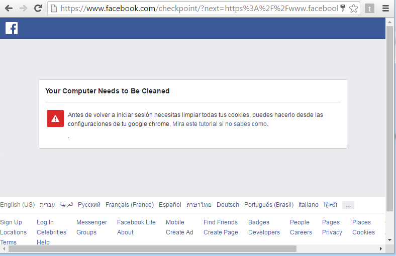 Facebook Malware: Tag Me If You Can