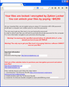 Wildfire, the ransomware threat that takes Holland hostage