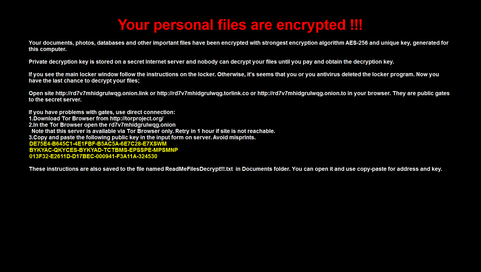Polyglot – the fake CTB-locker | Securelist