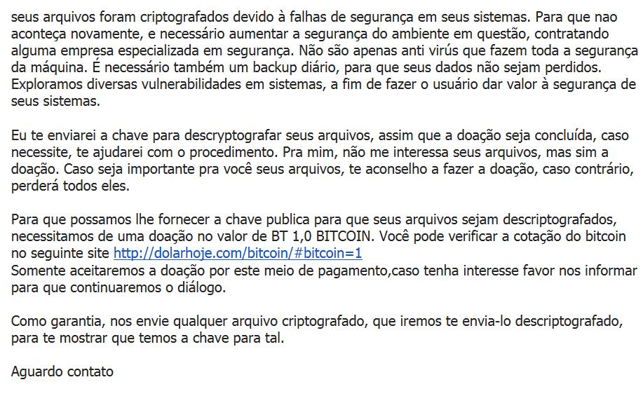 TeamXRat: Brazilian cybercrime meets ransomware