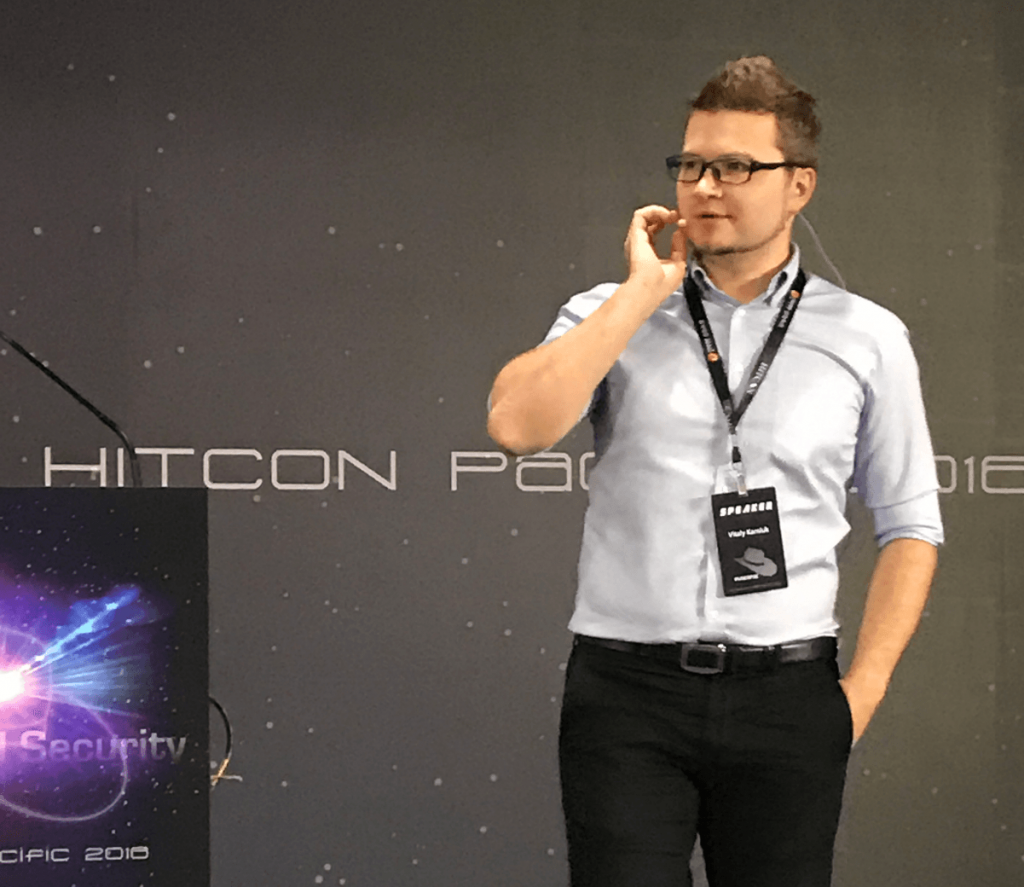 HITCON Pacific 2016