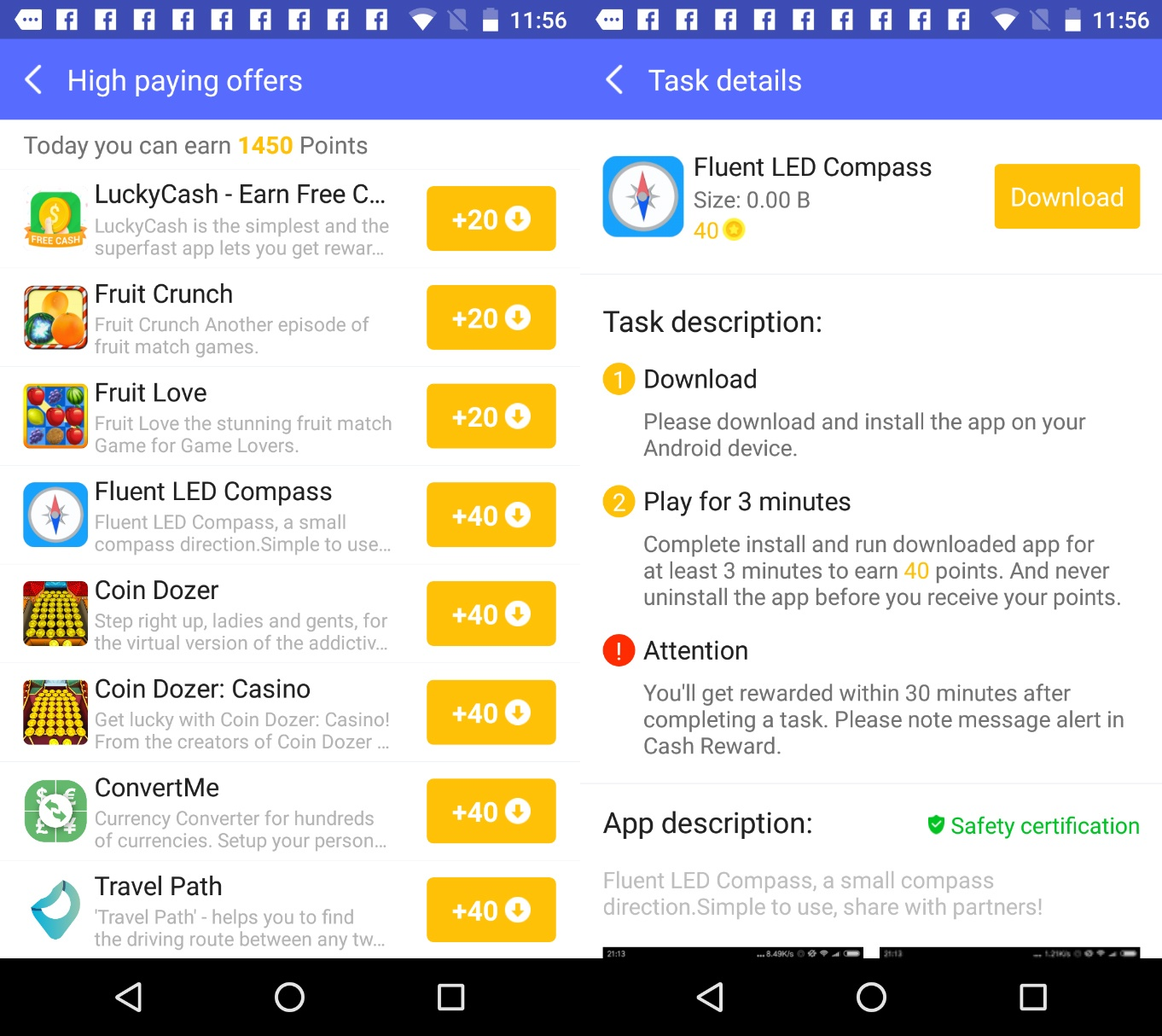 Ztorg: money for infecting your smartphone | Securelist