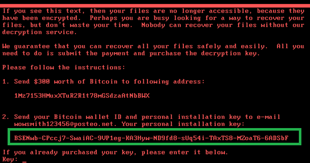 ExPetr/Petya/NotPetya is a Wiper, Not Ransomware | Securelist